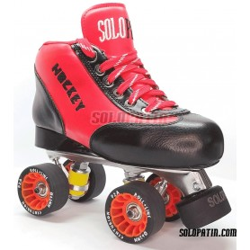 Hockey Solopatin RED BEST Aluminium Roll line CENTURION Wheels