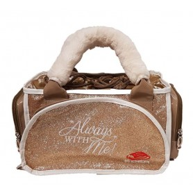 WITH ME BAG EDEA CHAMPAGNE