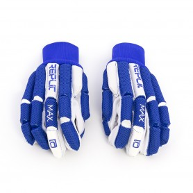 Hockey Gloves Replic MAX Blue