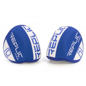 Hockey Knee Pads Replic MAX Blue