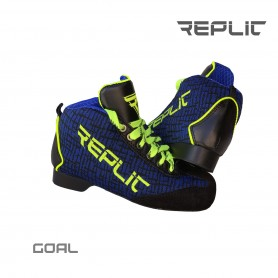 Hockey Boots Replic GOAL Blue