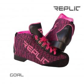 Chaussures Hockey Replic GOAL Rose