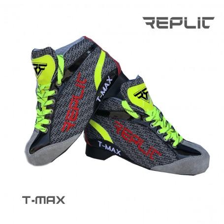 Botas Hóquei Replic T-MAX Cinza