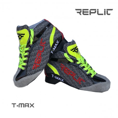 Hockey Boots Replic T-MAX Grey