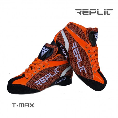 Botas Hockey Replic T-MAX Naranja