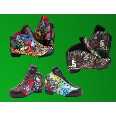 Rollhockey Schuhe Replic TATTO Customised