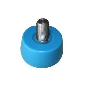 Hockey Toe Stops Roller ONE PU BLUE