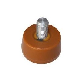 Hockey Toe Stops Roller ONE PU Orange