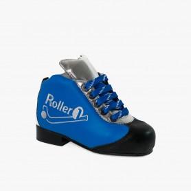 Botas Hockey Roller One Kid Azul / Plata