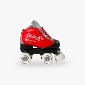 Hockey Set Roller One Kid Red / Silver