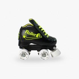 Hockey Set Roller One Kid II Yellow