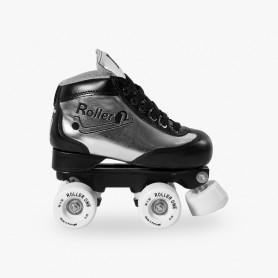 Patins Complets hockey Roller One Beginner Noir / Argent