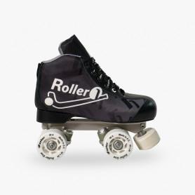 Pattini Hockey Roller One Flash Nero