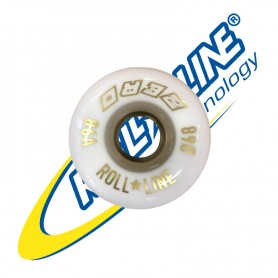 In-line Artistic Skating Wheels Roll-Line Zero 86A 68mm