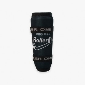 Shin Pads ROLLER ONE PRO-ONE sublimated BLACK