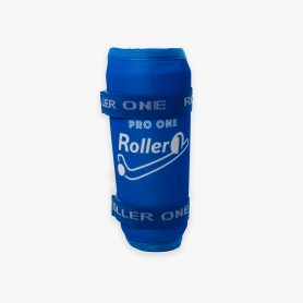 Shin Pads ROLLER ONE PRO-ONE sublimated Blue