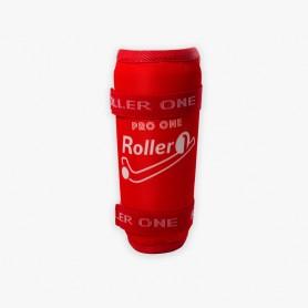 Espinilleras ROLLER ONE PRO-ONE Sublimadas Rojo
