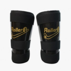 Shin Pads ROLLER ONE Carbono