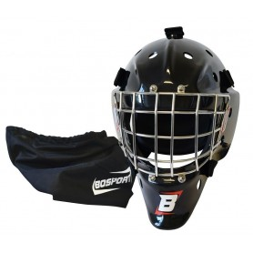 Hockey Goalie Mask Bosport BM CLASSIC Black