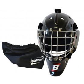 Hockey-Maske Bosport BM CLASSIC Schwarz