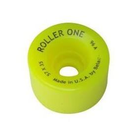 Ruedas Hockey Roller One R1 Amarilla 96A