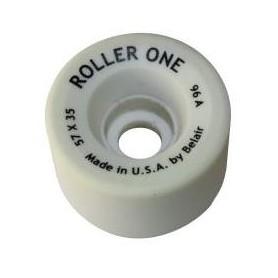 Ruedas Hockey Roller One R1 Blanca 96A
