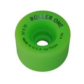 Hockey Wheels Roller One R1 Green 96A