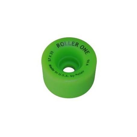 Rollhockey Rollen Roller One R1 Grün 96A