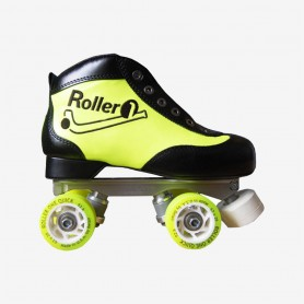 Hockey Set Roller One Hefesto II Beginner Black / Yellow