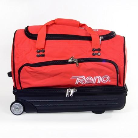 Hockey Trolley Bag GIPSY Reno Red