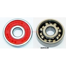 Rodaments Advance ABEC 7 Vermell