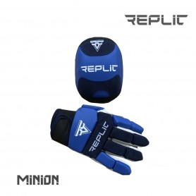Pack Hockey Replic 2 Pieces Minion Blue