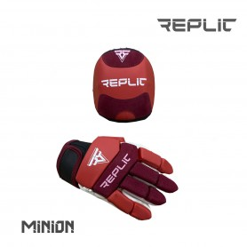 Pack Hockey Replic 2 Pieces Minion Red