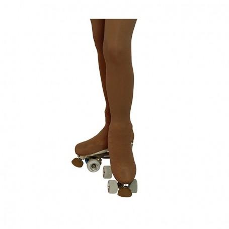 Collants Copristivali Queen Skate Nude