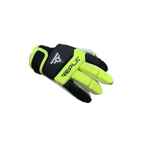 Hockey Gloves Replic Minion Yellow Fluor