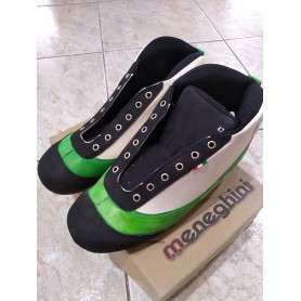 Hockey Boots Federal Twister Green / White nº47 Second Category