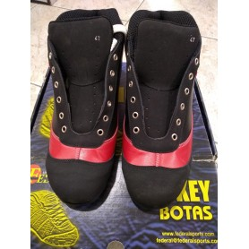 Hockey Boots Federal Twister Red / Black nº47