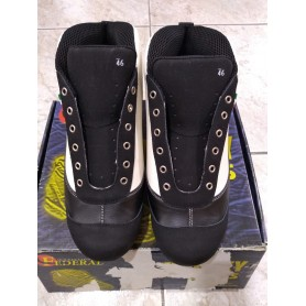 Hockey Boots Federal Twister Black / White nº46