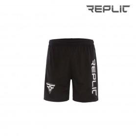 Shorts Replic SCHWARZ