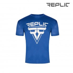 Camiseta Entrenamiento Hockey Replic Azul