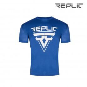 Rollhockey Ausbildung T-Shirt Replic Blau