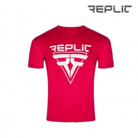 Maglietta Training Hockey Replic Rosso