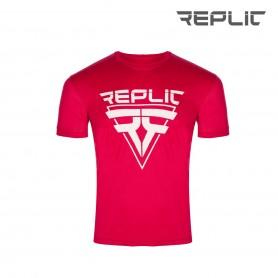T-Shirt Treinamento Hóquei Replic Vermelho