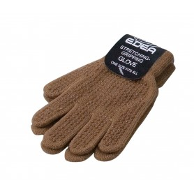 Gants Patinage Edea Beige