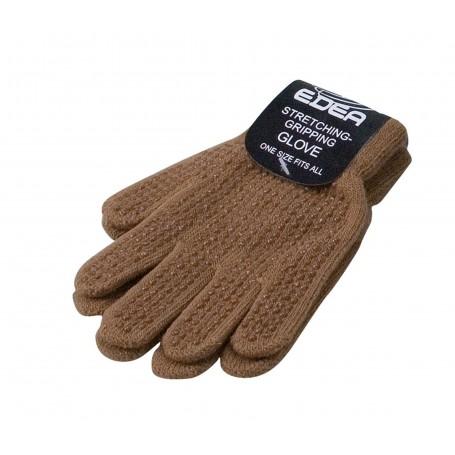 Skating Gripping Gloves Edea Beige