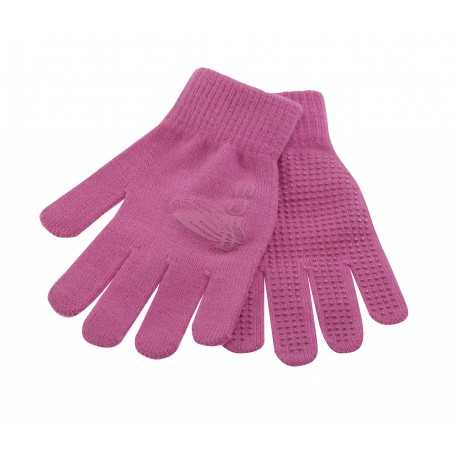 Skating Gripping Gloves Edea Pink