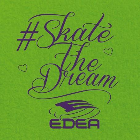 Edea Green Blade Towel