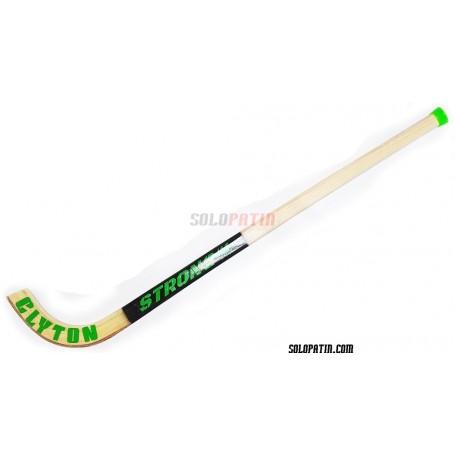 Schläger Rollhockey Clyton Strong Line