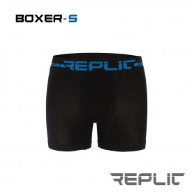 Boxer Porta-Coquiha Replic Azul