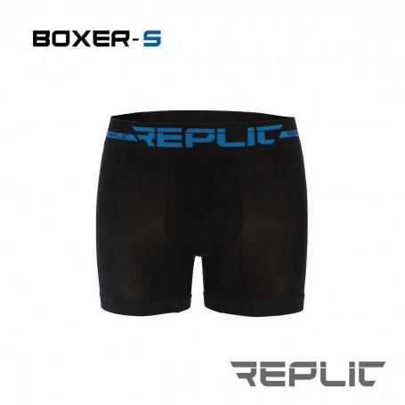 Boxer Porte-Coquille Replic Bleu